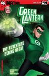 Green Lantern: The Animated Series Magazine