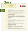 Clinical Diabetes Magazine