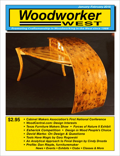 Subscribe to Woodworker West