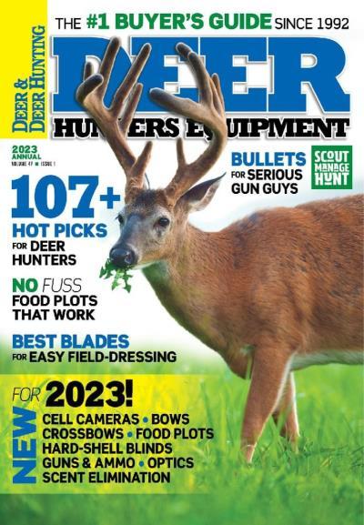 Subscribe to Deer & Deer Hunting
