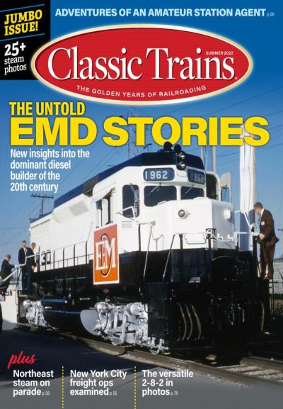 Subscribe to Classic Trains