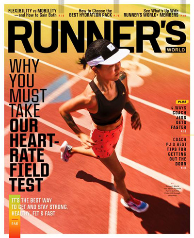 Subscribe to Runner's World