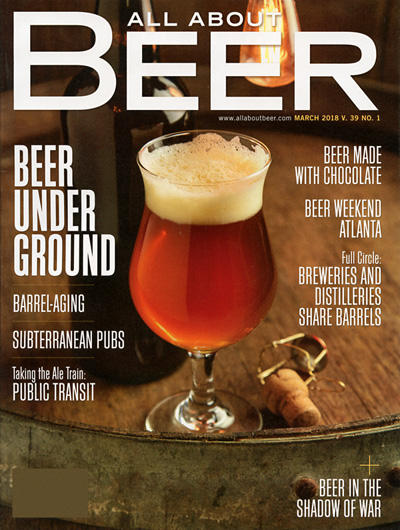 Subscribe to All About Beer