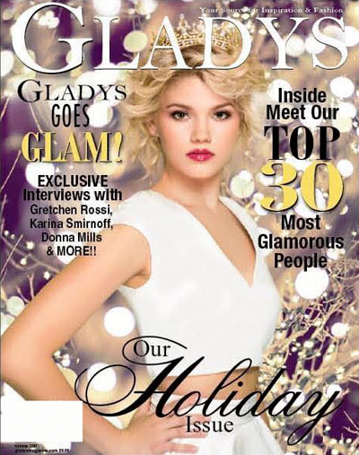 Subscribe to Gladys Magazine