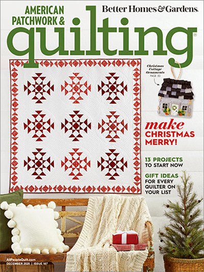 Knitting Quilt Magazine : Top craft magazines better homes gardens make