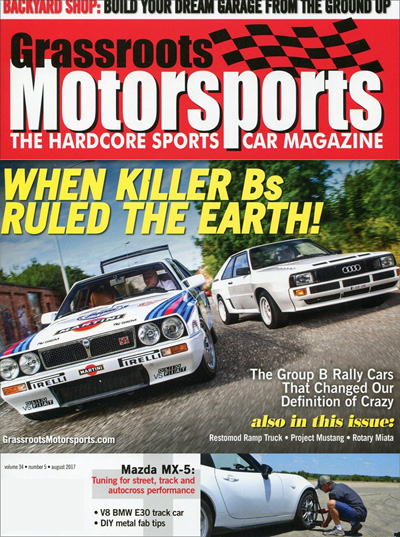 Subscribe to Grassroots Motorsports