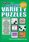 Approved Variety Puzzles Magazine Subscription