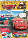 Disney + Pixar Cars Magazine