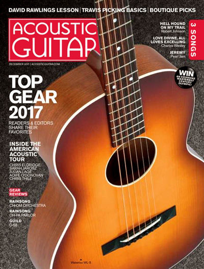 Subscribe to Acoustic Guitar