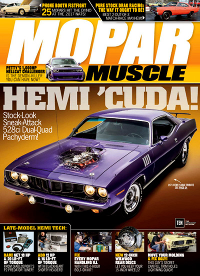 Subscribe to Mopar Muscle