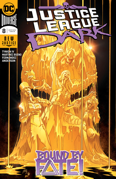 Subscribe to Justice League Dark