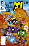 Teen Titans Go Magazine Subscription