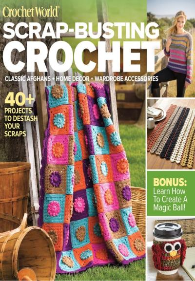 Creative Crochet Magazine : CREATIVE CROCHET MAGAZINE Crochet For Beginners