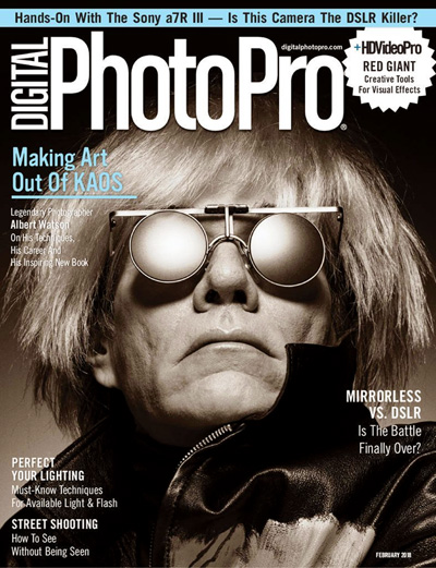 Subscribe to Digital Photo Pro