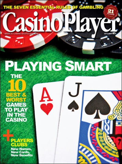 Casino players magazine gambling coupons