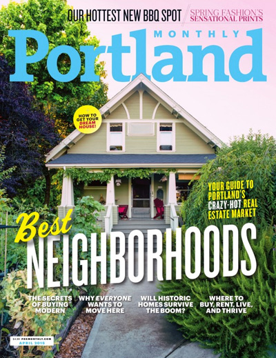 Subscribe to Portland Monthly