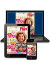 FamilyFun - Digital Magazine