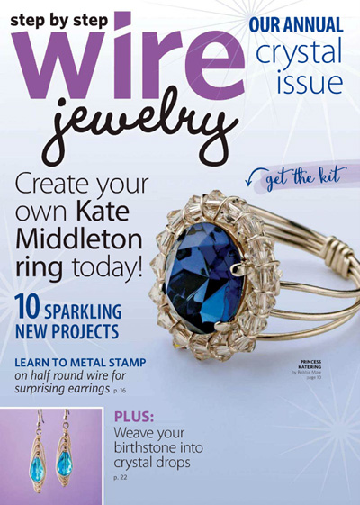 step by step wire jewelry magazine student discounts