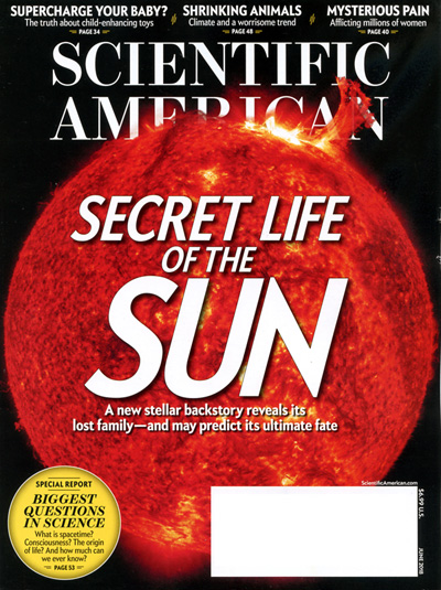 Subscribe to Scientific American