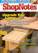 ShopNotes Magazine