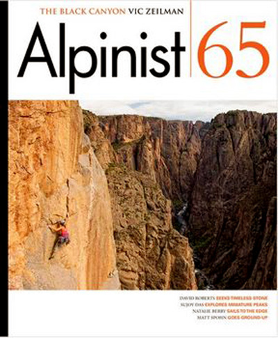 Subscribe to Alpinist