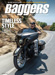 Hot Bike Baggers Magazine magazine