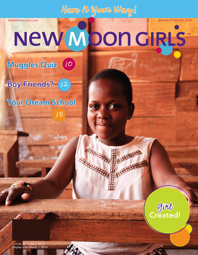 Subscribe to New Moon Girls