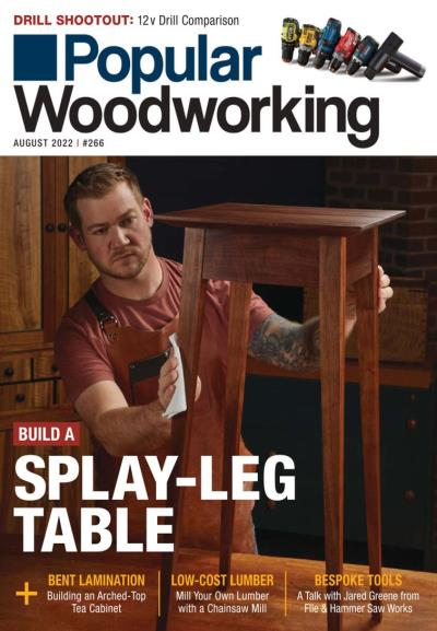 Subscribe to Popular Woodworking