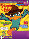 Disney Phineas and Ferb Magazine