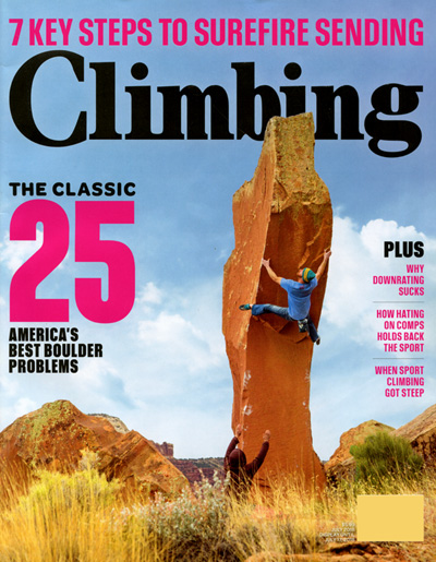 Subscribe to Climbing