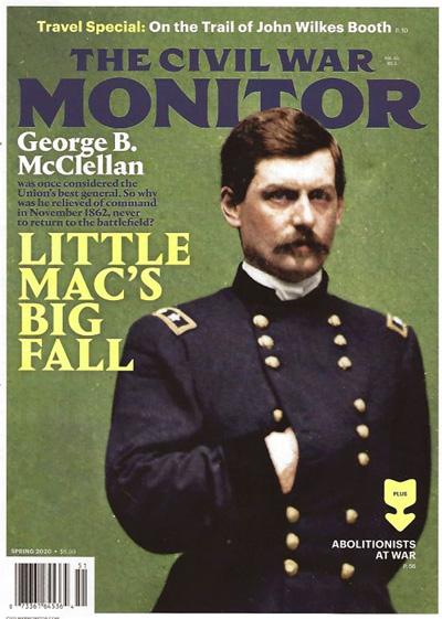 Subscribe to Civil War Monitor
