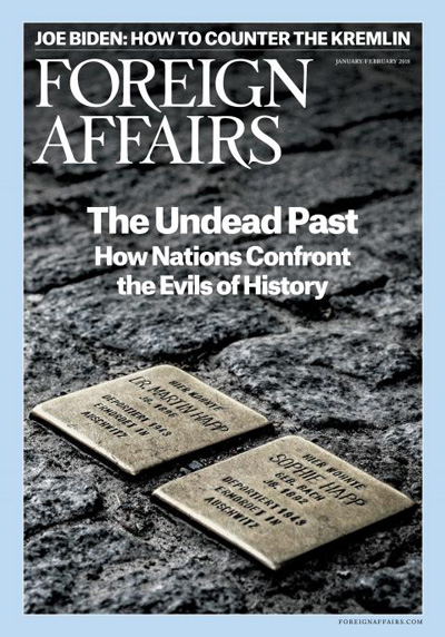 Subscribe to Foreign Affairs