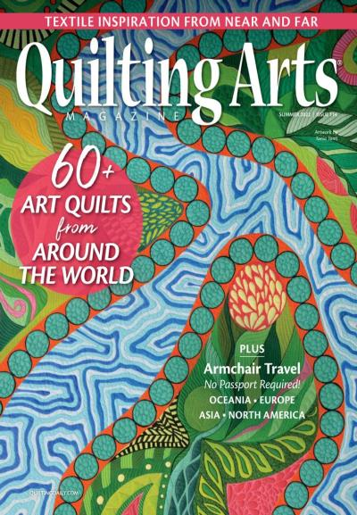 Subscribe to Quilting Arts