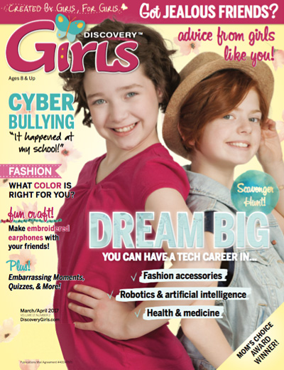 Find great deals on eBay for discovery girls magazine. Shop with confidence.
