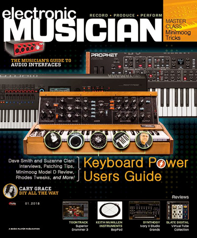 Subscribe to Electronic Musician
