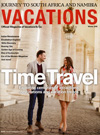 1 Year, 4 issues - Vacations Magazine is the practical travel magazine full of helpful advice for the average American traveler. Each magazine is designed to help you save money on hotels, restaurants, and popular tourist destinations. The magazine focuses on travel in the United States, but does include international travel as well.