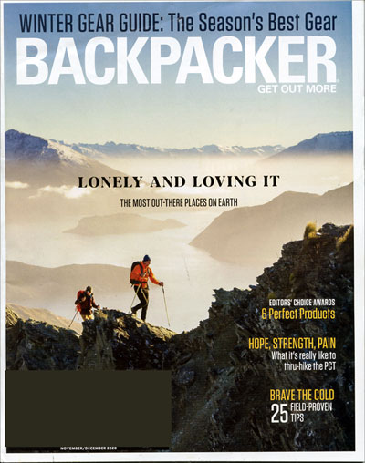 Subscribe to Backpacker