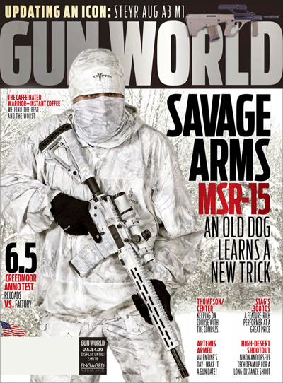 Subscribe to Gun World