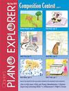 Best Price for Piano Explorer Magazine Subscription