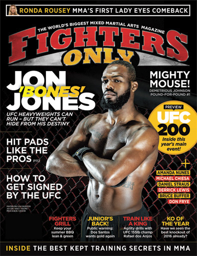 Subscribe to Fighters Only UK