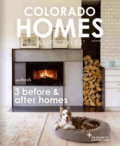 Subscribe to Colorado Homes & Lifestyles