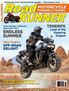 RoadRUNNER Motorcycle Touring & Travel Magazine