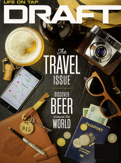 Subscribe to DRAFT Magazine - Life on Tap