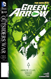 Green Arrow Magazine Subscription