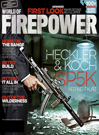 Subscribe to World of Firepower