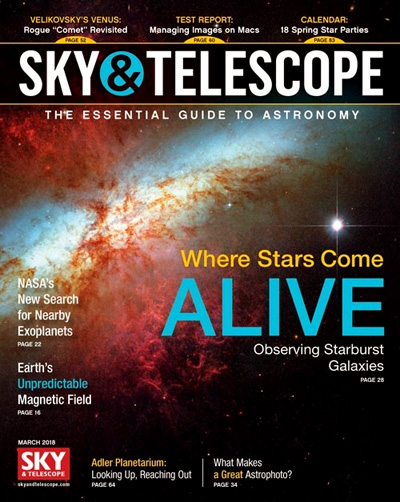 Subscribe to Sky & Telescope