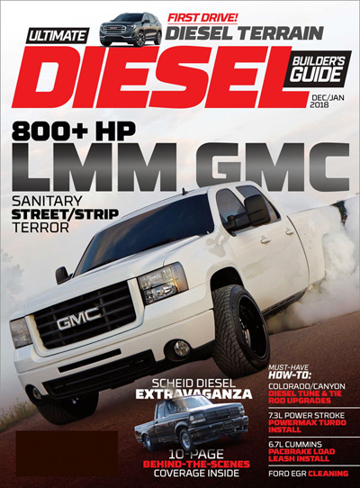 Subscribe to Ultimate Diesel Builder's Guide