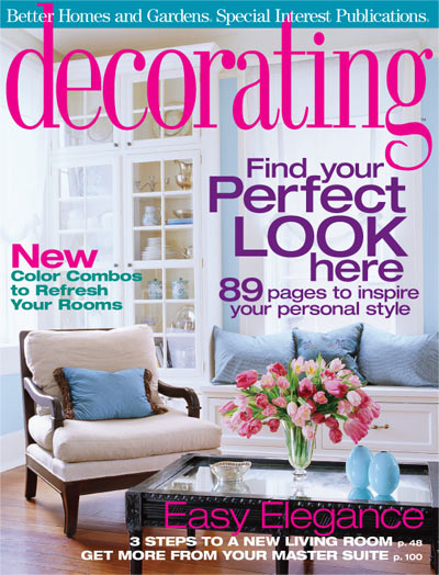 Decorating Magazines