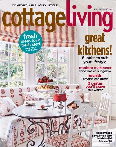 Cottage Living Magazine Subscription
