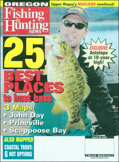Hunting and fishing magazines for Hunting and fishing magazine